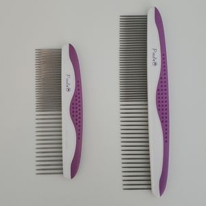 EUC Poodle Grooming Combs